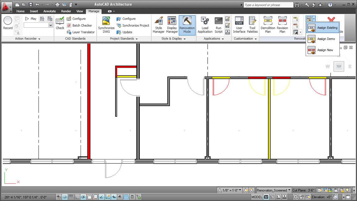 AutoCAD-mimari-araç-seti