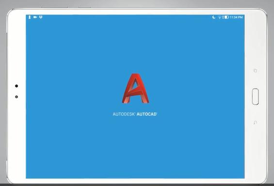 AutoCAD-mobil-uygulaması